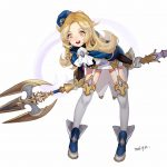 Skill Lancea Dragon Nest Indonesia