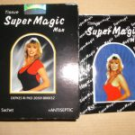 Review Tissue Basah Super Magic Power