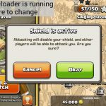 Cara Gratis Unlimited Shield di Clash of Clans (Tanpa Root)